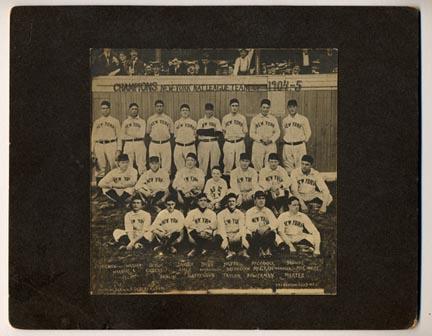 1905 New York Giants season